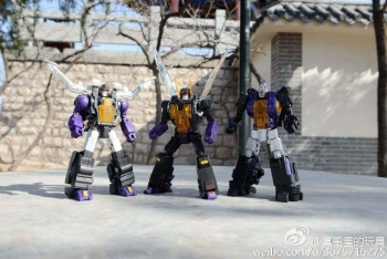 [Fanstoys] Produit Tiers - Jouet FT-12 Grenadier / FT-13 Mercenary / FT-14 Forager - aka Insecticons - Page 3 HfCb9dc6