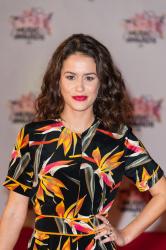 Alice David - 17th NRJ Music Awards @ Palais des Festivals in Cannes - 11/07/15