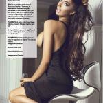 Gatas QB - Chloe Khan Playboy Venezuela Dezembro 2015