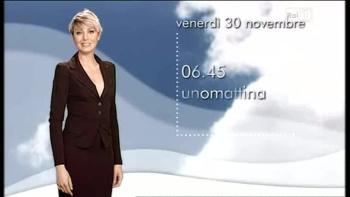 Claudia Andreatti - RAI 1 - Italie AblnrTJ8