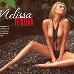 Gatas QB - Melissa Anne Teixeira Playboy Venezuela Maio 2016
