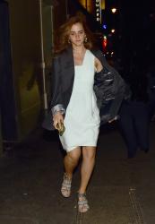 Emma Watson Out in London - 7/2/15
