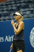 Maria Sharapova -            US Open Tennis Tournament New York City August 26th 2017.
