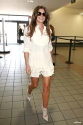 Cheryl Cole leaving LA | LAX July 5th 2013