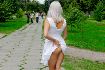 Name Photoset: Alina H - 01 - In A Park