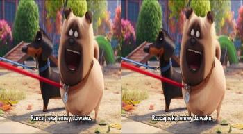 Sekretne życie zwierzaków domowych / The Secret Life of Pets (2016) 3D.1080p.BluRay.x264-SPRiNTER / Napisy PL