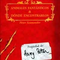 Animales fantasticos y dónde encontrarlos -  J. K. Rowling