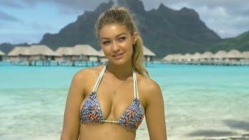 Gigi Hadid - Sports Illustrated Swimsuit (2016) | HD 1080p