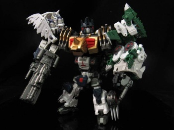 [FansProject] Produit Tiers - Jouet Saurus Ryu-oh aka Dinoking (Victory) | Monstructor (USA) - Page 2 Qawp1Ahz