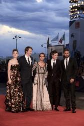 Alicia Vikander - 72nd Venice Film Festival The Danish Girl Premiere in Venice - 09/05/15
