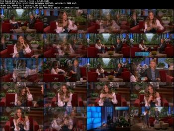 Sarah Jessica Parker - Ellen - 3-5-14