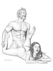 El Trazo Erotico 33