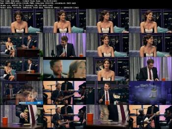 Cobie Smulders - Comedy Bang! Bang! - 12-13-13