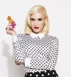 Gwen Stefani - DreamWorks' Trolls DJ Suki Promo Pic