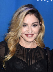 Madonna - 5th Annual Sean Penn & Friends HELP HAITI HOME Gala @ Montage Hotel in Beverly Hills - 01/09/16