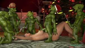 3dzen - Carina's Nightmare Before Christmas
