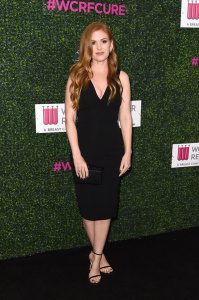 Isla Fisher - WCRF's An Unforgettable Evening in Beverly Hills - February 16th 2017
