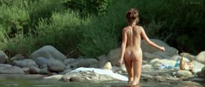Agnès Blanchot  nackt