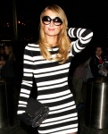 Paris Hilton Flying to Zurich from Los Angeles February 4-2016 x60