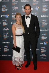 Georgie Thompson - BT Sport Industry Awards @ Battersea Evolution in London - 04/30/15