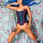 Gatas QB - MC Tati Zaqui (Tatiane Zaqui Ferreira) Playboy Brasil Julho 2015