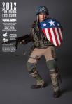 Capitan America - The Avengers 1/6 AF Aatf83sA