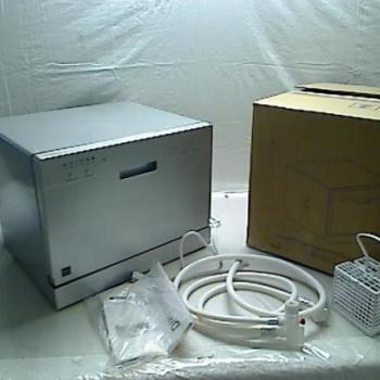 SPT portable dishwashing machine