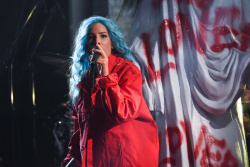 Halsey - The Late Show with Stephen Colbert: June 8th 2017