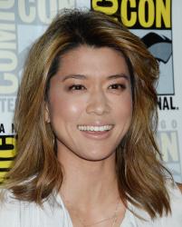 Grace Park - San Diego Comic-Con 'Battlestar Galactica' Reunion panel 7/20/17