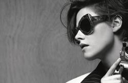 Kristen Stewart - Chanel Eyewear Campaign Spring/Summer 2015