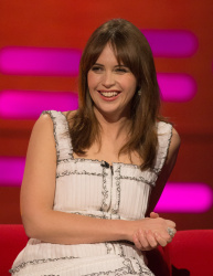 Felicity Jones - The Graham Norton Show Series 20 Episode 11