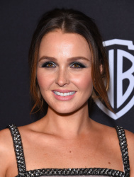 Camilla Luddington - 2016 InStyle & Warner Bros. 73rd Annual Golden Globe Awards Post-Party @ the Beverly Hilton Hotel in Beverly Hills - 01/10/16