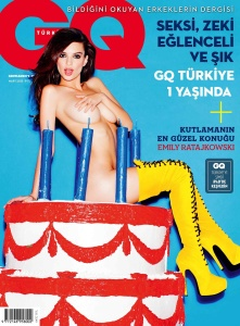 GQ Magazine (2013) Turkey