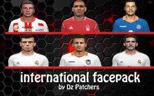 Download International Facepack by dz patchers