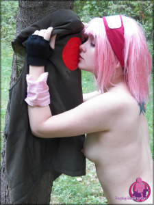 Sexy naruto cosplay porn, girl and snake xxx