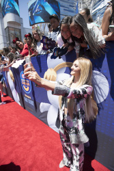 Julia Michaels - 2017 Radio Disney Music Awards @ Microsoft Theater in Los Angeles - 04/29/17