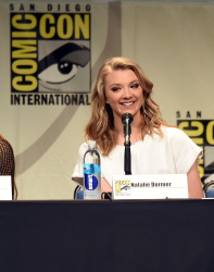Natalie Dormer - Game of Thrones Panel @ San Diego Comic-Con 2015 - 07/10/15