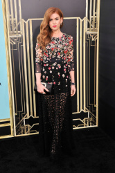 Isla Fisher - 'The Great Gatsby' premiere in NYC 5/1/13