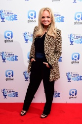 Emma Bunton - Global's Make Some Noise Gala 2015 @ Supernova in London - 11/24/15