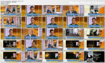 Zoe Saldana - Today Show - 5-8-14