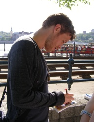 Joseph Morgan - Budapest (Hungary) - April 29, 2012 - 28xHQ 1T3ZdcSB