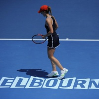 Alize Cornet 2nd round of the Australian Open in Melbourne - January 22-2015 x27
