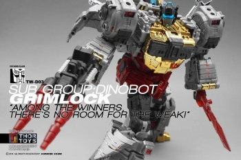 [Toyworld][ZetaToys] Produit Tiers - Jouet TW-D aka Combiner Dinobots - Page 2 JItxgeOW