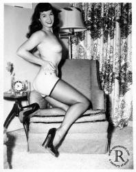 Vintage erotica senior