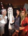 "[Vie privée] 31.10.2012 Los Angeles - Treats! Magazine ""Trick or Treats! Halloween Party"" AdhasYYt"