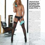 Gatas QB - Sarah Berg Playboy Alemanha Junho 2013