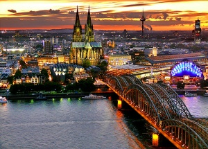 Central Europe cities wallpapers