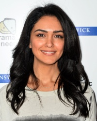 Nazanin Boniadi  - The Children's Monologues @  Royal Court Theatre in London - 10/25/15