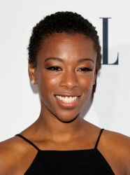 Samira Wiley - ELLE's 6th Annual Women In Television Dinner @ Sunset Tower Hotel in West Hollywood - 01/20/16