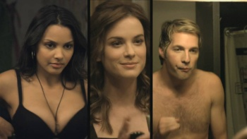 Harris of danneel naked photos